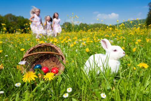 Ostern: Die Zeit des Hasen und der Ostergaben